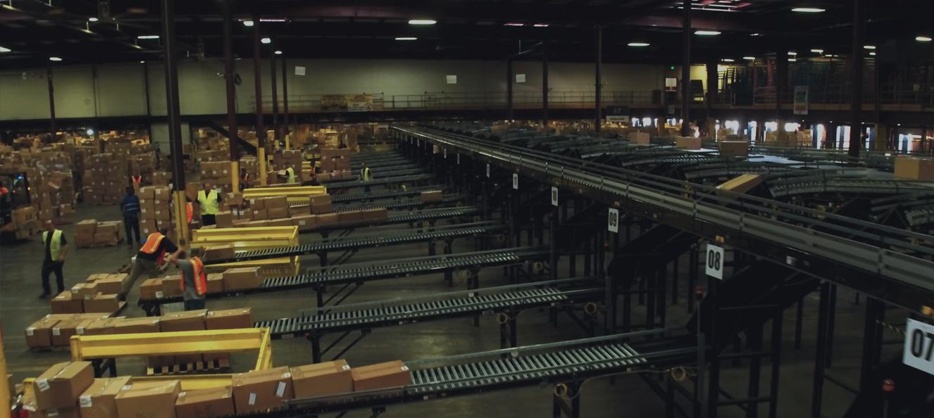 East coast warehouse