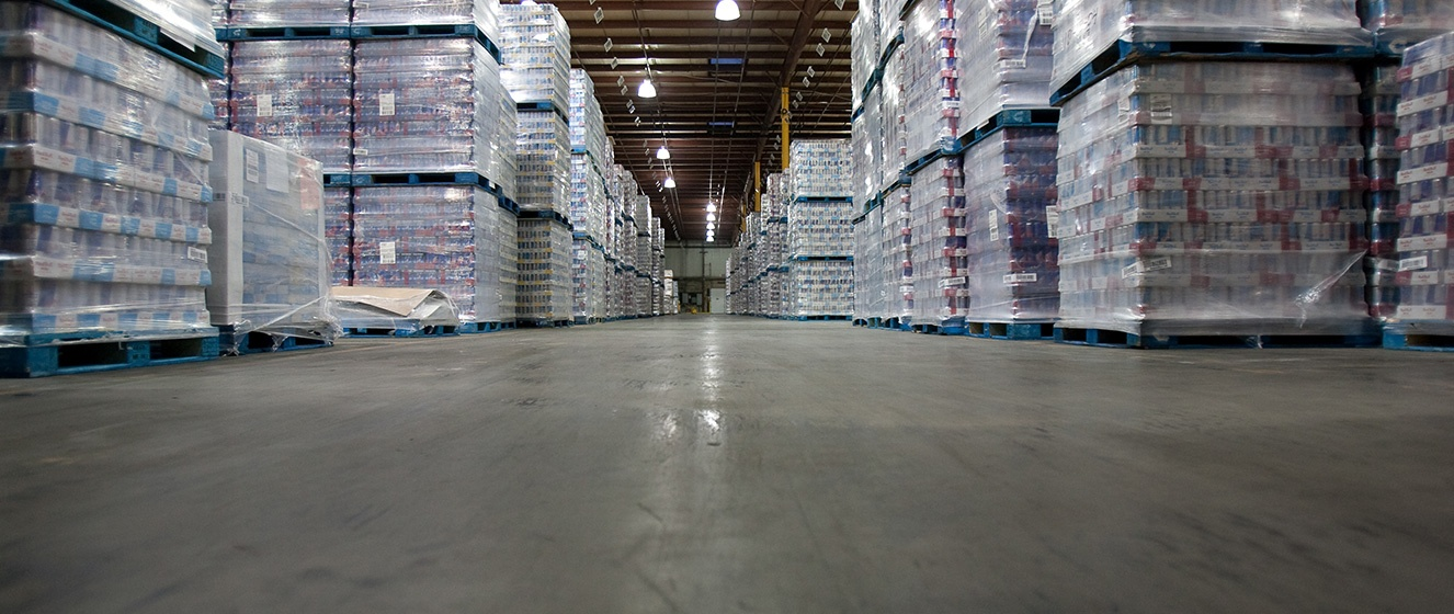 Food grade warehouse