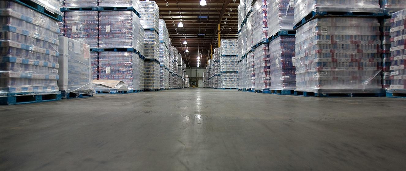 Food grade warehouse