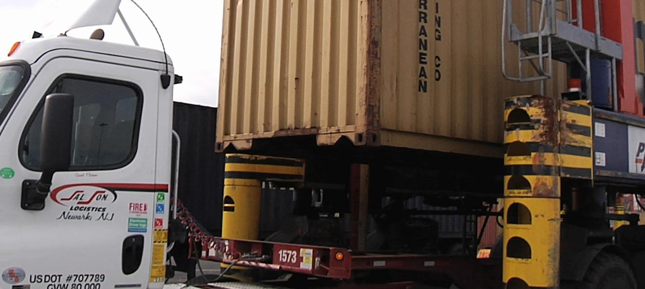 Port logistics services