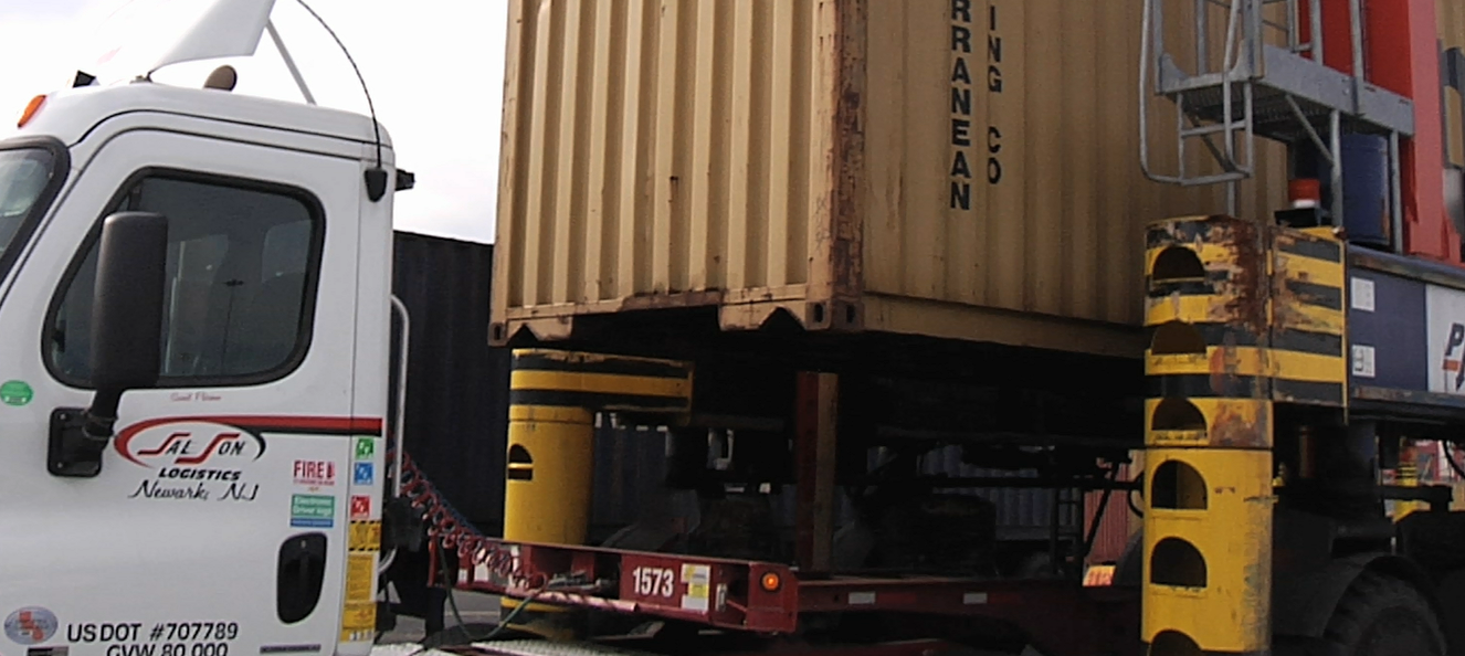 Port logistics services