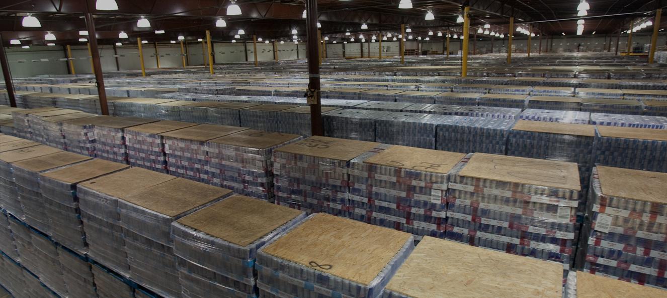 Newark warehouse