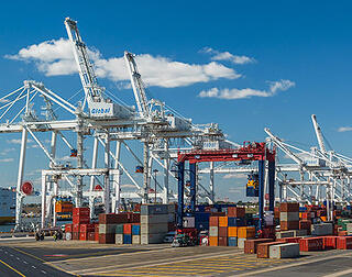 Bayonne terminal appointment